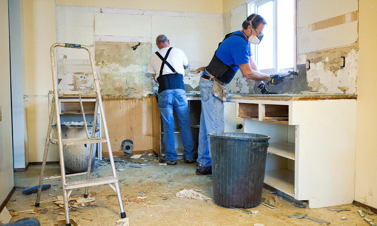Complete Kitchen Refurbishment and Renovation Services