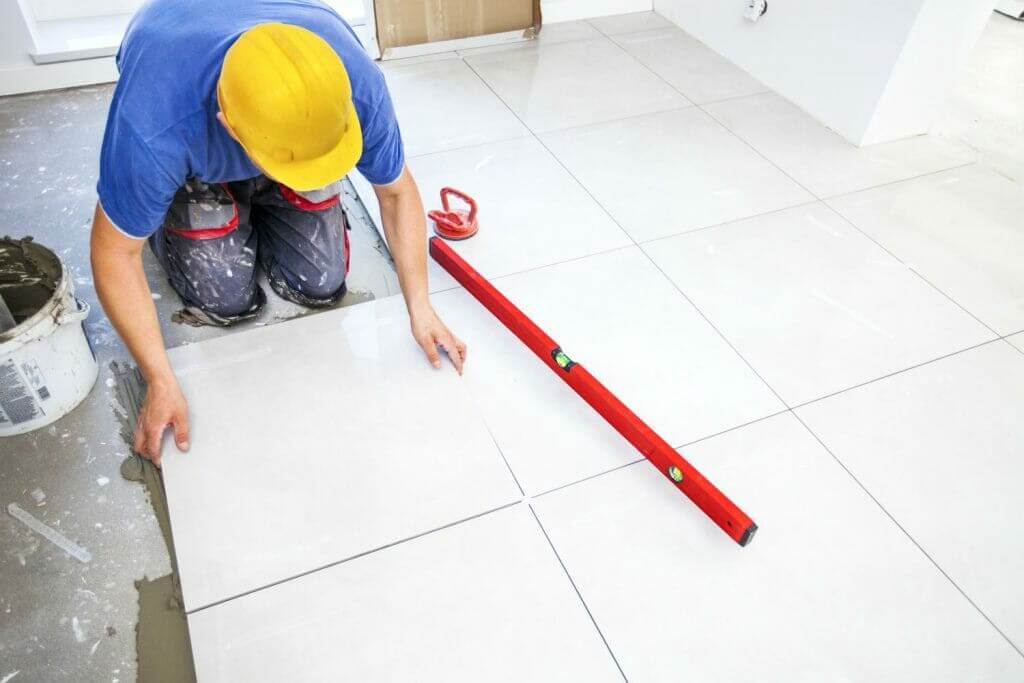 Bathroom and Kitchen Tiling